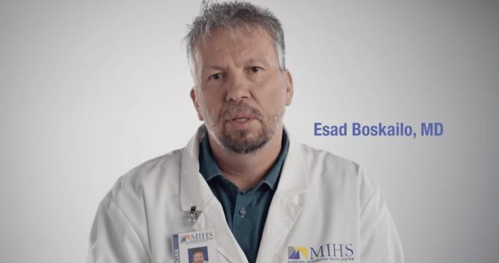 Esad Boskailo, MD