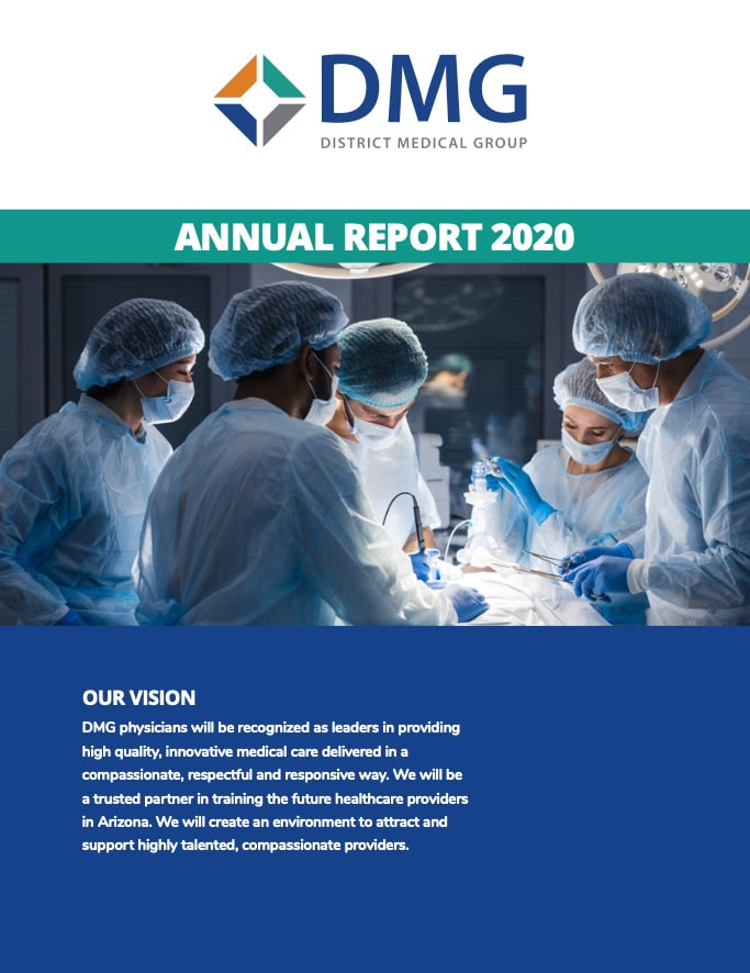 DMG Annual Report